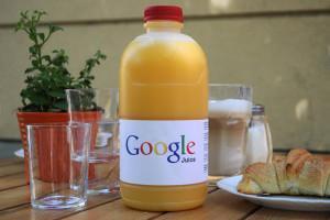 Botella-google