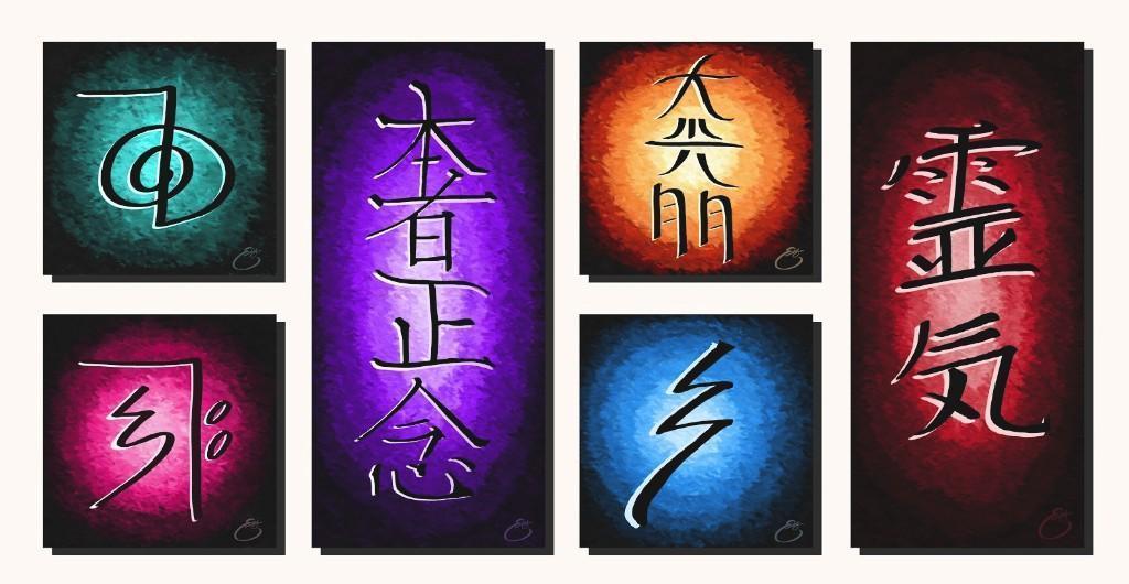 Reiki-Simbolos